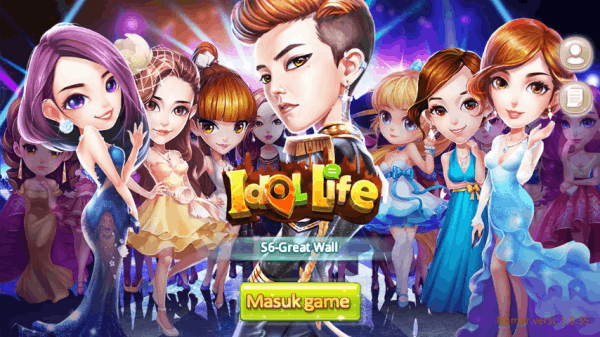 idol life game android