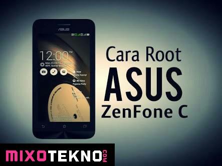 Cara Root Android Asus Zenfone C Z007 Terbaru Dengan Mudah