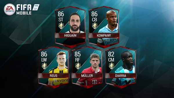 fifa mobile android game