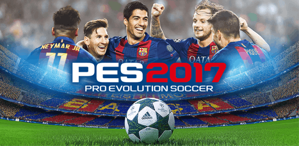 pes 2017 android mobile
