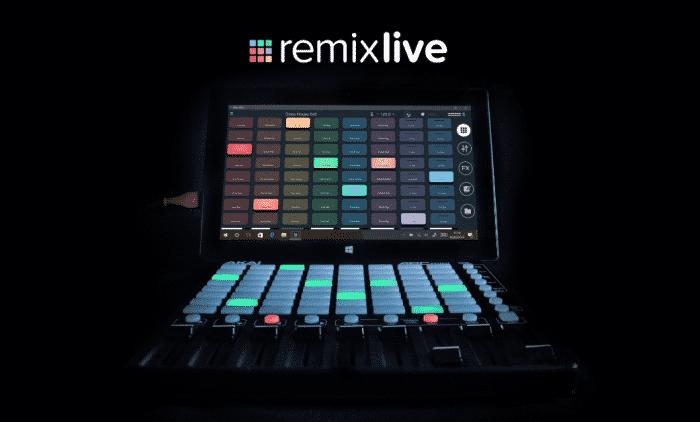Aplikasi launchpad terbaik Remixlive