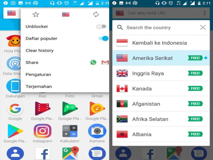 VPN Terbaik Untuk Android