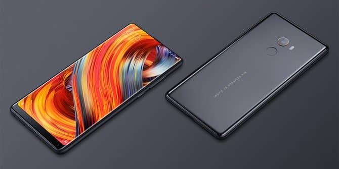 Spesifikasi Xiaomi Mi Mix 2 Terbaru 2018