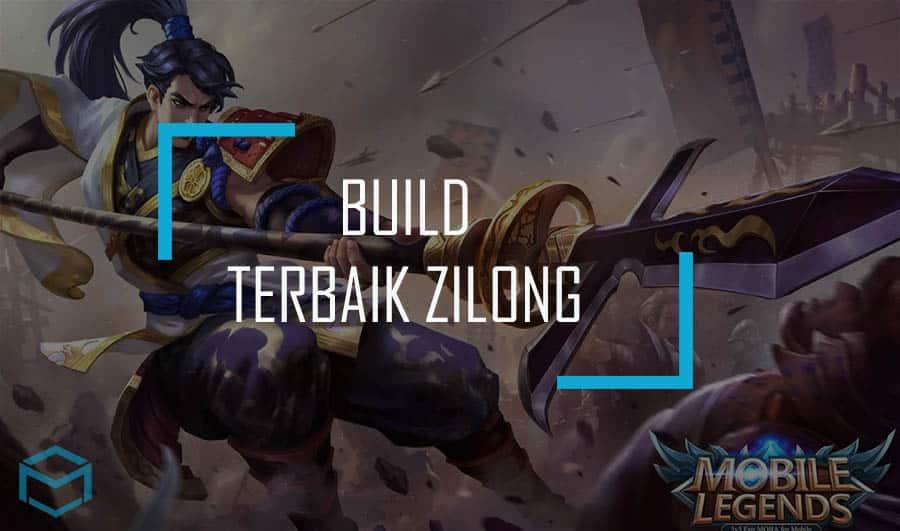 Build Item Zilong Terbaik dan Tersakit