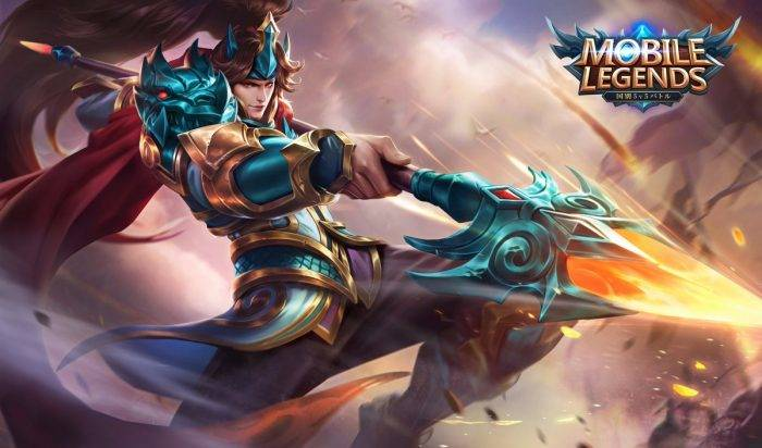 Zilong Hero Solo Rank Terbaik Mobile Legends
