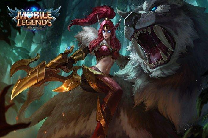 irithel Hero Solo Rank Terbaik Mobile Legends