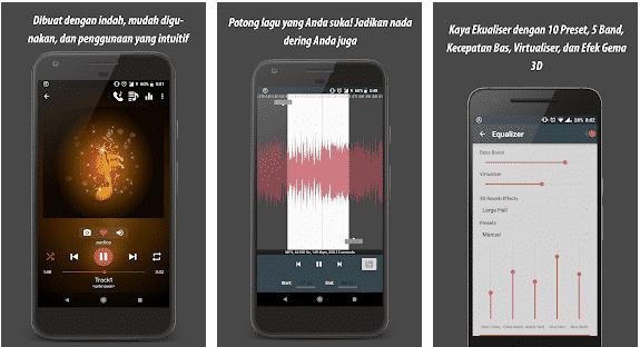 Aplikasi pemutar musik terbaru