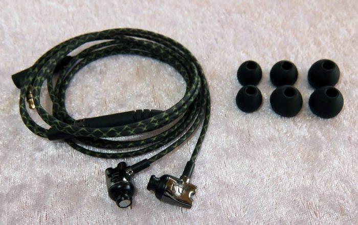 earphone gaming TinGo FL800