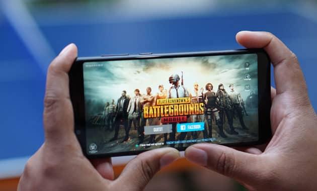 cara atasi lag pubg mobile