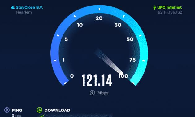tes speed koneksi internet