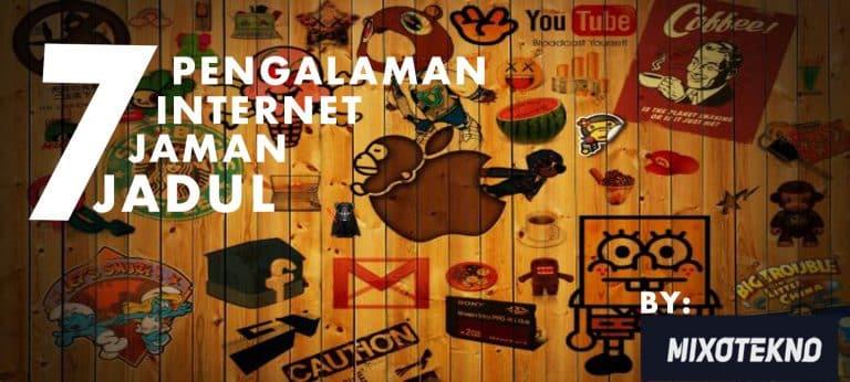 Pengalaman Internet Jaman Jadul