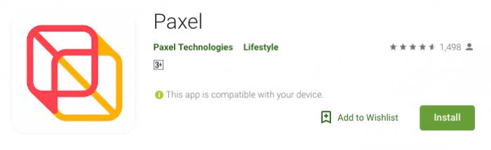 Apa itu paxel