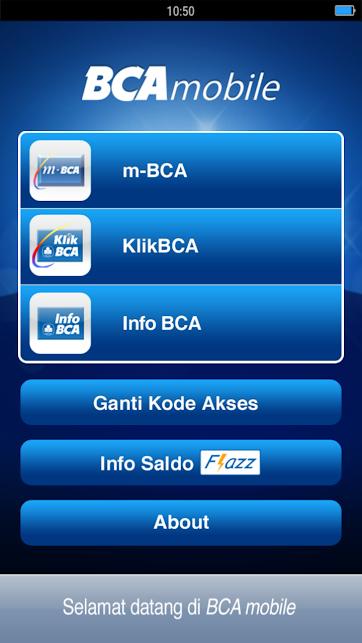 lupa kode akses BCA