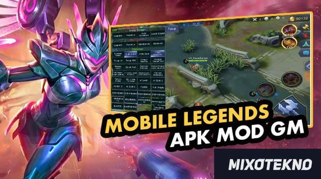 mobile legends apk mod gm