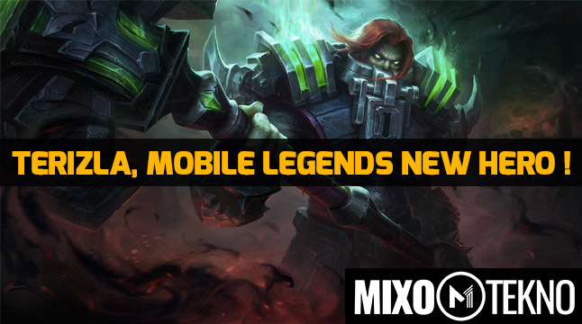 Terizla mobile legends
