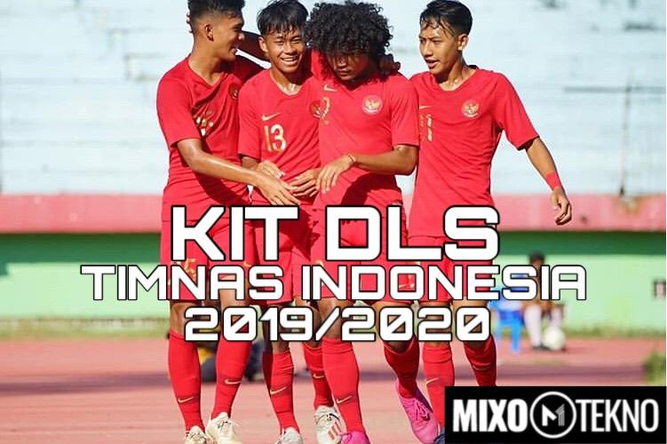 Kit DLS Timnas Indonesia 2019 2020