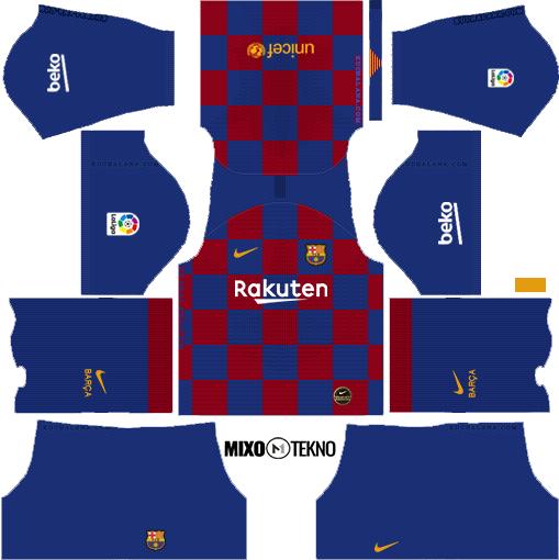 Kit DLS Barcelona 2019 2020