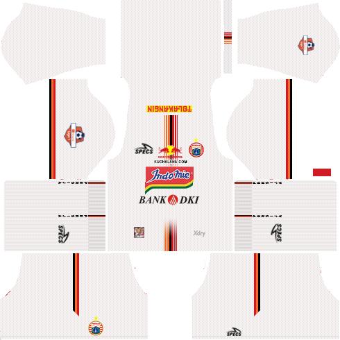 Kit DLS Persija 2019 2020