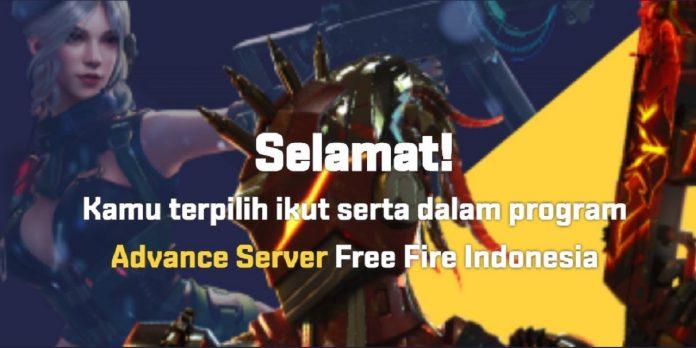 Advance server ff apk