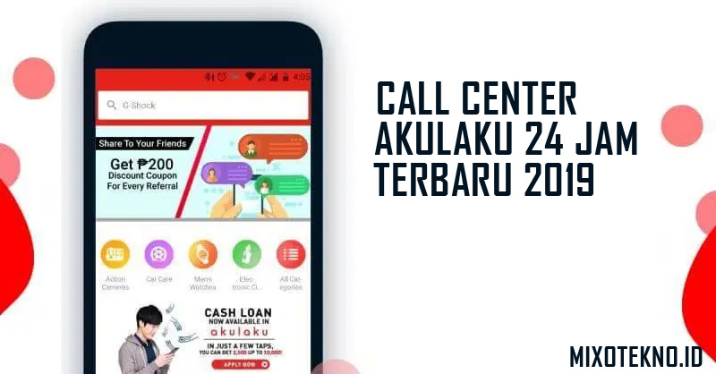 Daftar Nomor Telepon Email Call Center Cs Akulaku 24 Jam Bebas Pulsa