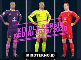 Kit DLS Persik 2019 2020