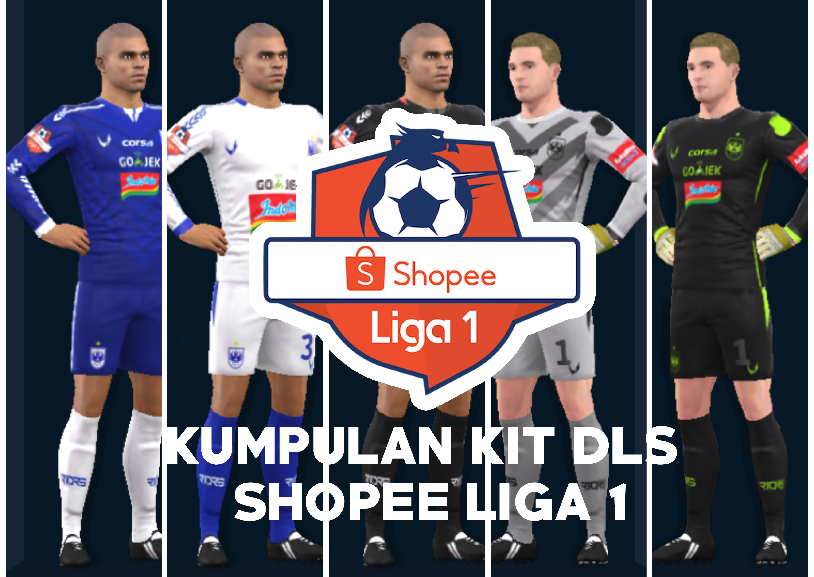 kit dls shopee liga 1