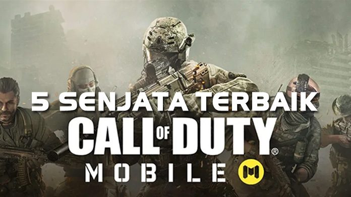 senjata terbaik di call of duty mobile - featured