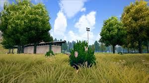 ghillie bush free fire