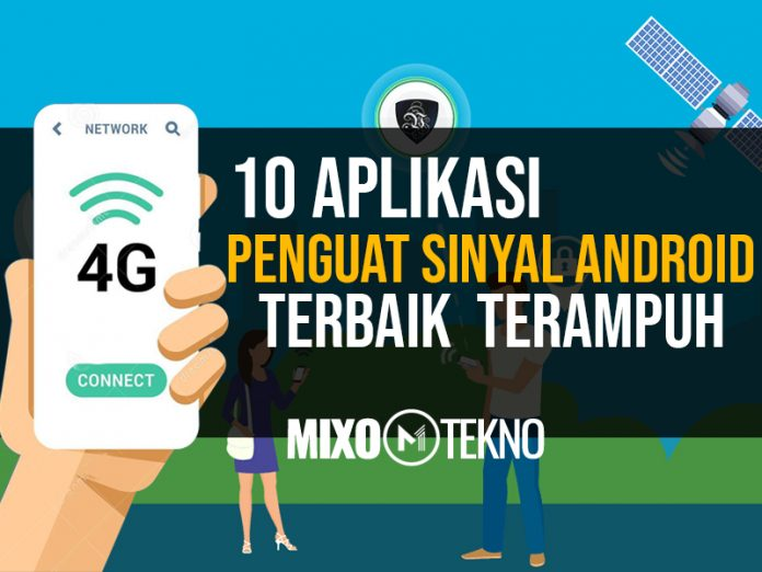 aplikasi penguat sinyal android terbaik mixotekno