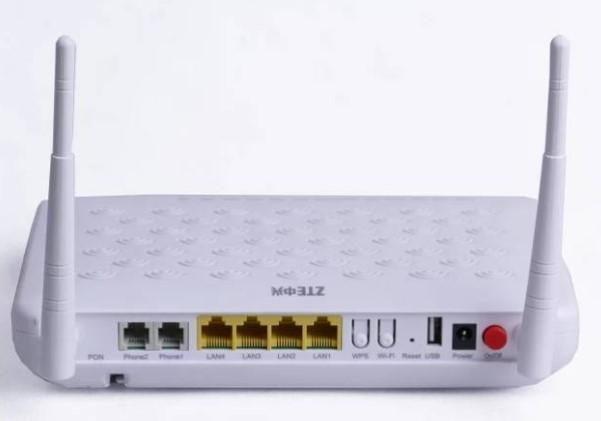 Modem ZTE F609