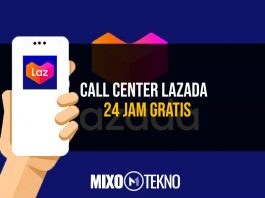 Call Center Lazada