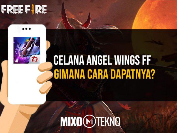 Celana Angel Wings FF