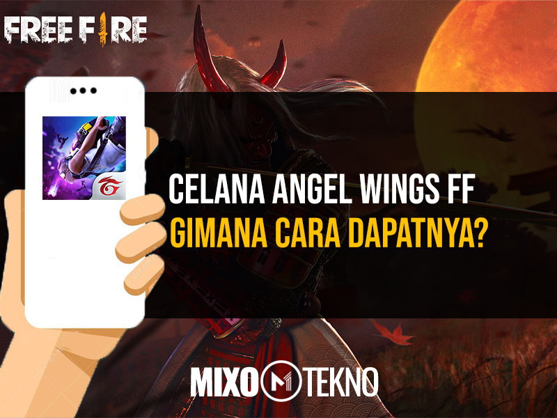 Celana Angel Wings FF