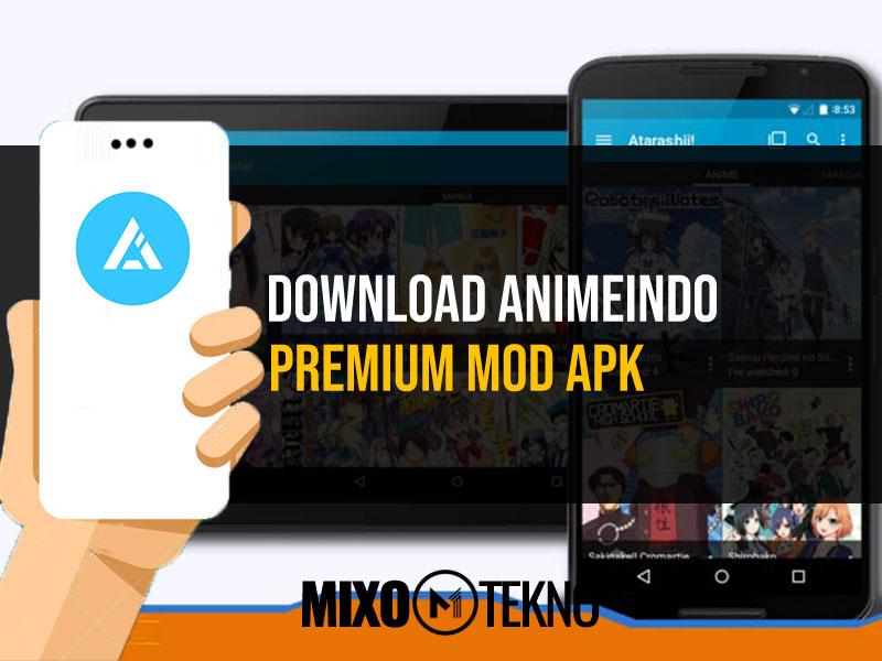 AnimeIndo V3 Mod APK