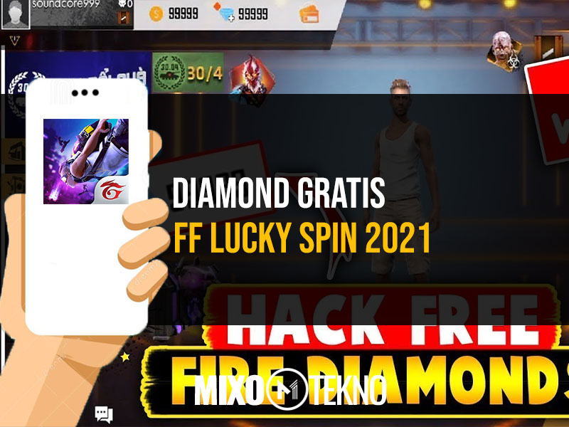 FF Lucky Spin 2021